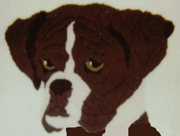 Knitting Patterns For Boxer Dogs : BOXER DOG KNITTING PATTERNS Easy Knit Patterns